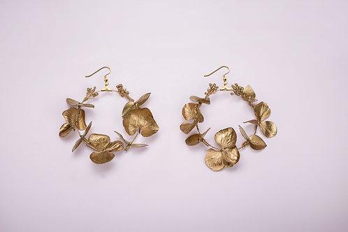 MILENA Flower Earrings