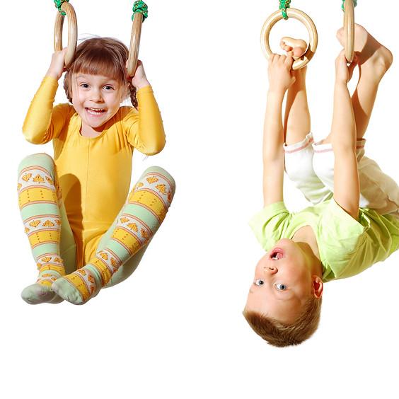Baby Gym Thursday Session 10.30am - 11.30am PEAK TIME