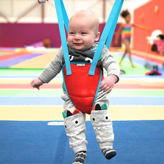 Baby Gym Tuesday Session 9am - 10am PEAK TIME