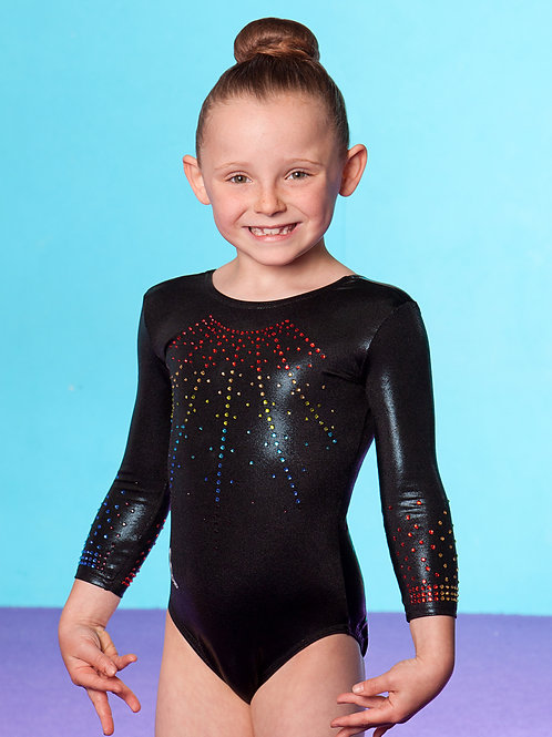 Milano Exclusive long sleeved leotard
