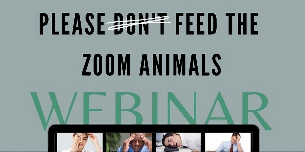 Please feed the Zoom animals