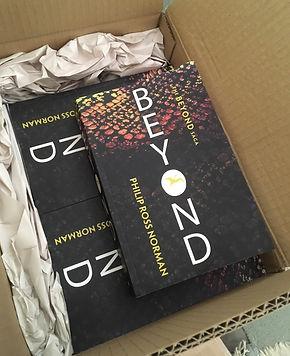 First paperback copies of BEYOND IM1.1.jpg