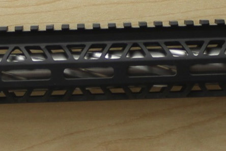 """224 Valyrie  20"""" Stainless Sprial Fluted  1n7 Twist  15"""" Mlok Rail"""