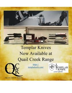 Templar knives  Flyer 2