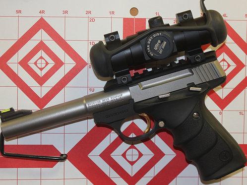 Browning Buck Mark  w/ Scope