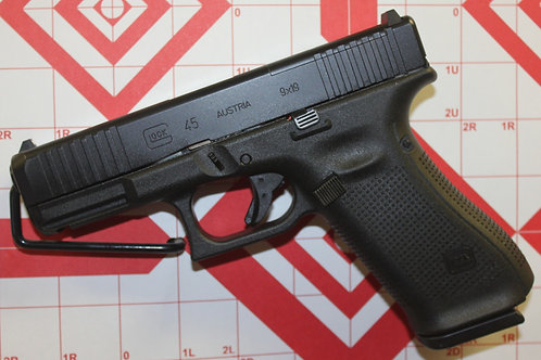 Glock G45  9mm  17rd  3 Mags  MOS system