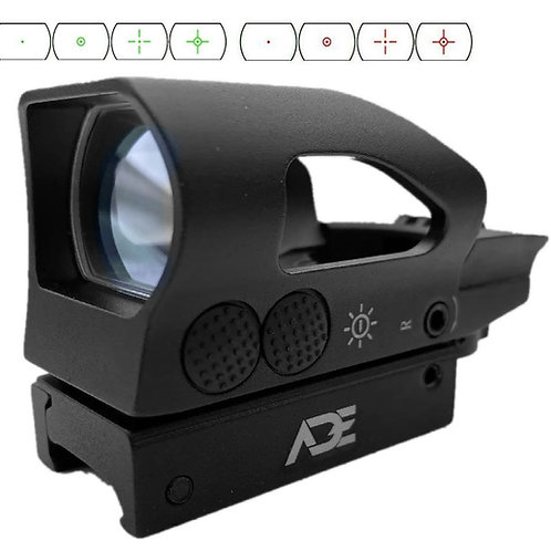 1x23x34 Red Dot Sight