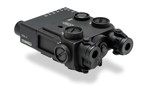 Steiner DBAL-A3   Dual Beam Aiming Laser    Military Grade