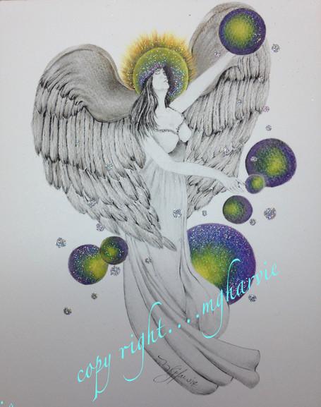 Angel of Orbs