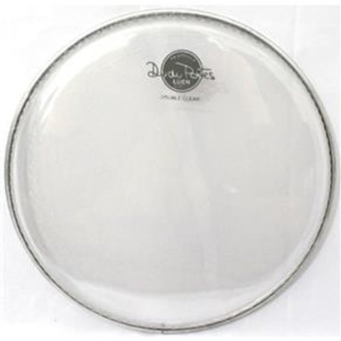 PELE LUEN PERCUSSION DUDU PORTES CLEAR 10 TRANSPARENTE