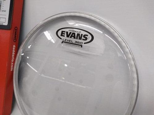 PELE 8 EVANS HYDRAULIC GLASS TT08HG TRANSPARENTE