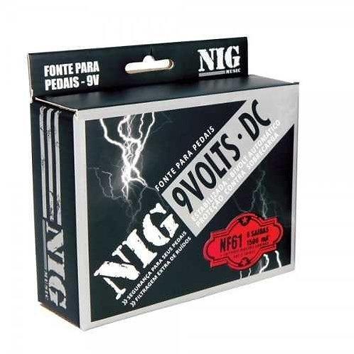 FONTE ESTABILIZADA NIG NF61 P/ 6 PEDAIS