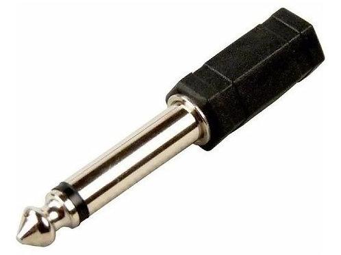 PLUG ADAPTADOR CONECTOR P10 MACHO.