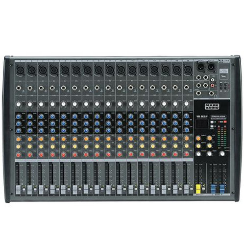 MIXER  MARK AUDIO CMX 16 USB