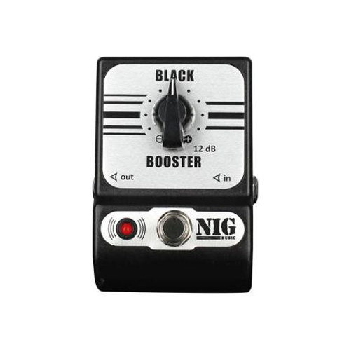 PEDAL NIG POCKET BLACK BOOSTER