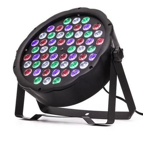 CANHÃO  REFLETOR  LED COM 54 LEDS