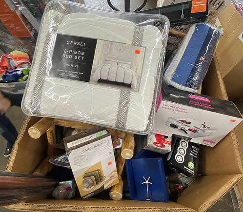 B*D B*TH & B*YOND Pallet - 150 Units - $3,441 Original Retail - Store Stock