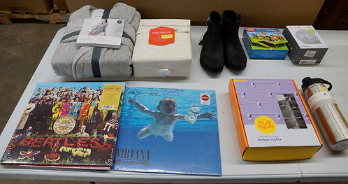Case Lot of T@RGT General Merchandise - 65 Units - Manifested