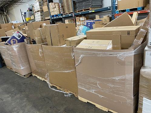 AMZ Mediums - 15 Pallet Lot - Unmanifested - Customer Returns