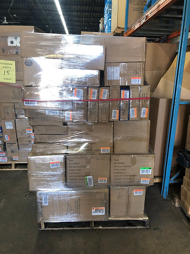 T@RGT DOT COM Overstock Pallet - Manifested -  657 Units - $7,292.03 Ori