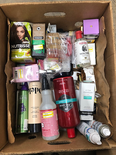 Case Lot of Health & Beauty Items - 88 Units - Mixed Conditions