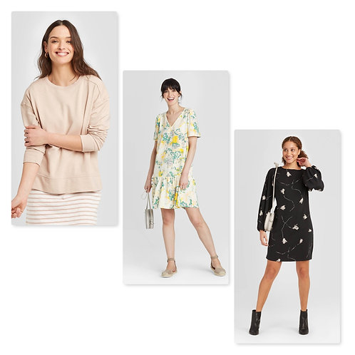 T@RGT Overstock Women's Apparel - 446 Units - Manifested