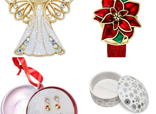 High End Dept. Store Holiday Jewelry