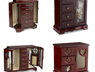 Jaclyn Smith Jewelry & Jewelry Boxes