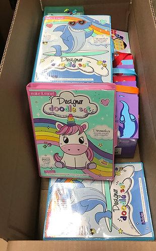 Valentines Merchandise Case Lot - 52 Units - Shelf Pulls