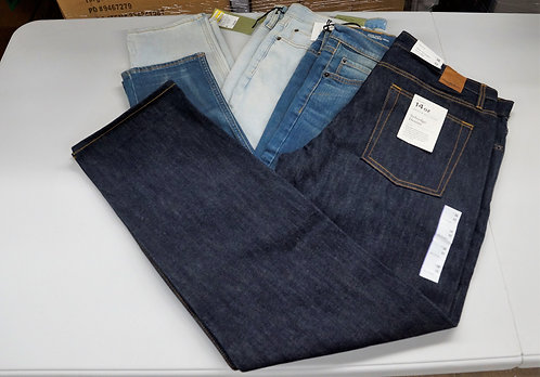 Case Lot of Men's Jeans - Shelf Pull Condition