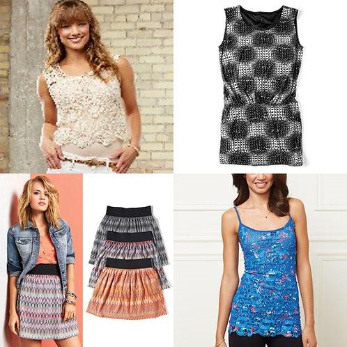 Boutique Apparel - Coco + Carmen - New Wholesale Overstock