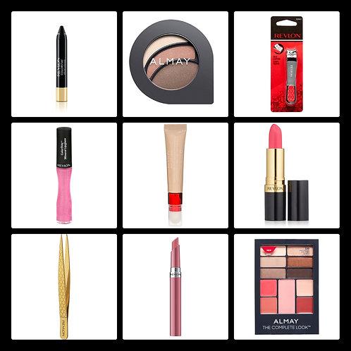 Case Lot of Revlon & Almay Cosmetics - 125 Units - New Overstock Condition