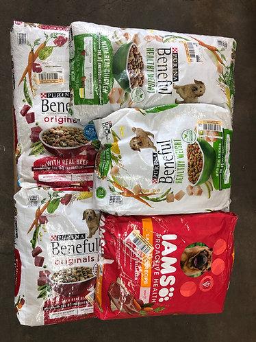 Pet Pallet - Dog Food - Shelf Pulls - Manifested