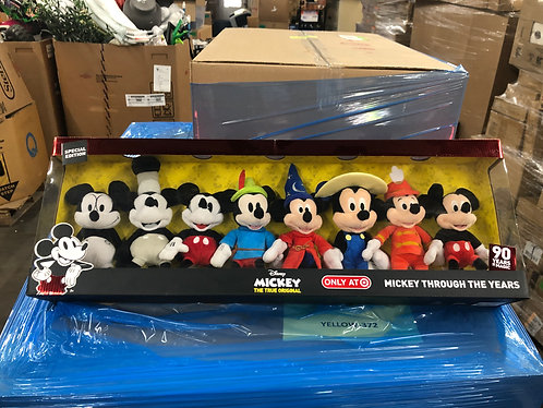 T@RGT DOT COM Overstock Pallet - Mickey Mouse - 20 Units