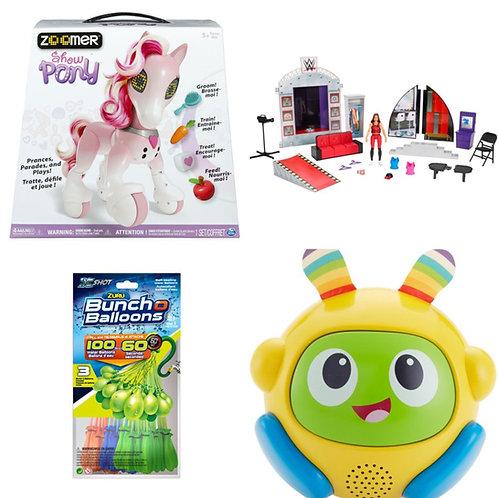TGT Kids & Toys Pallet - Manifested - $2,568 Orig. Retail