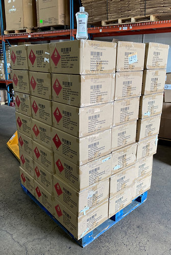 Pallet of Defendr+Hand Sanitizer - 16oz Bottles - 61 Cases - New Overstock