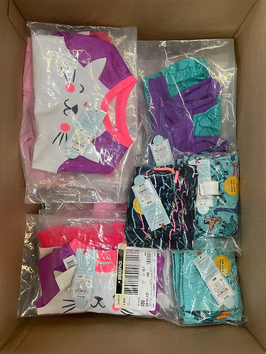 Case Lots of Assorted Swimwear For Toddlers - New Overstock Condition
