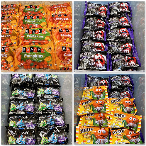 Candy Case Lot - Manifested - 102 Units - $542 Orig. Retail