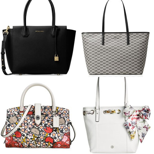 Designer Handbags & Accessories Pallet - Store Stock