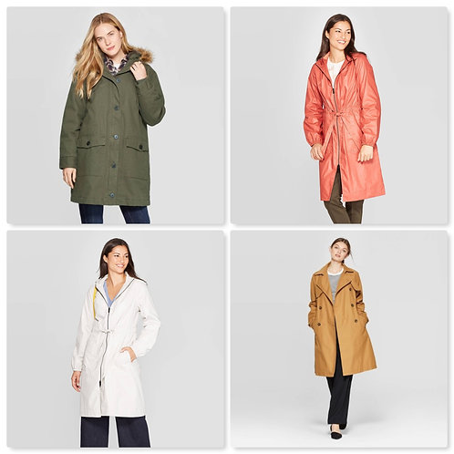 Case Lot of Women's Coats & Jackets - 15 Units - Shelf Pulls