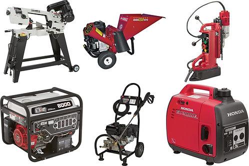 Tool & Equipment Truckload - $115,169 Retail Value