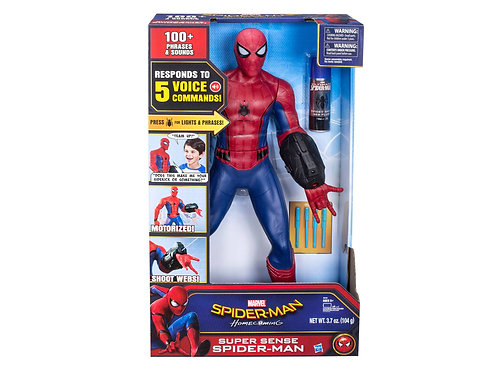 Super Sense Spider-Man Toys - 36 Units - New DC Overstock - Case Packed