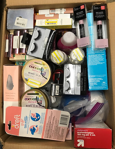 Case Lot of Health & Beauty Items - 36 Units - Shelf Pulls