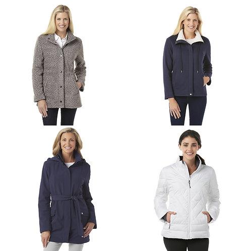 Case Lot: Women's Coats - 30 Units - New Shelf Pulls - Manifested