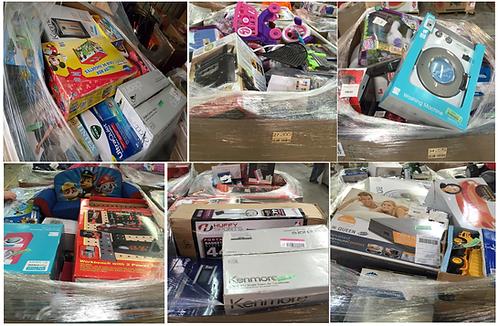 SRS/KM Mixed Merchandise Truckload