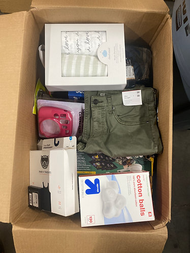 Case Lot of T@RGT General Merchandise - 44 Units