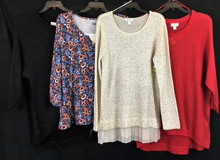 Case Lot: Womens Plus Sized Clothing