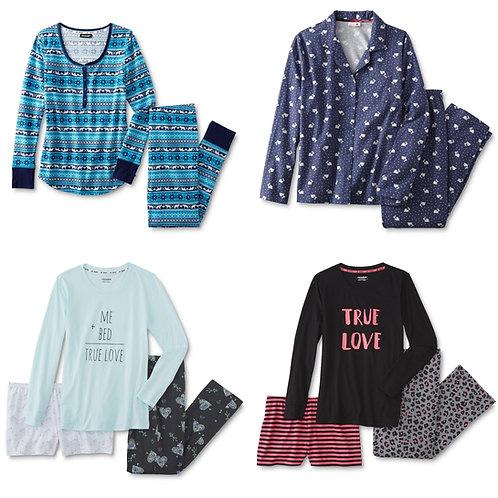 Case Lot: Pajama Sets - 40 Units - New Shelf Pulls - Manifested