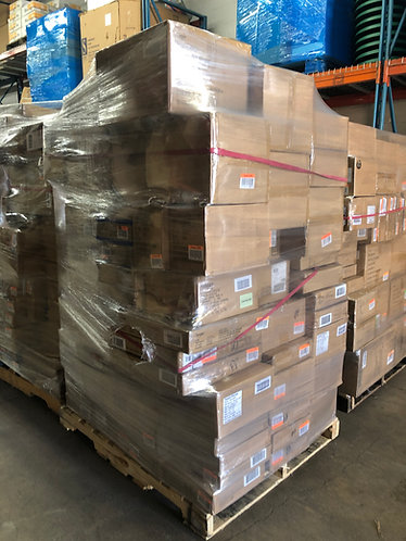 T@RGT DOT COM Overstock Pallet - Manifested -  705 Units - $7,930 Orig. Retail