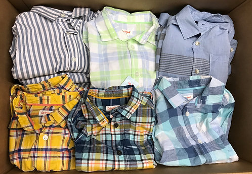 Case Lot of Kids Clothing - 82 Units - Manifested - Shelf Pull Condition